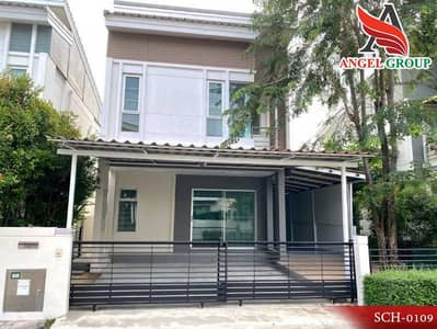 3 Bedroom Home for Sale in Bang Khae, Bangkok - 2-storey twin house, The Terrace, Petchkasem 63, Bang Khae, new condition, ready to move in.