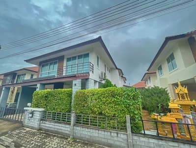 3 Bedroom Home for Rent in San Kamphaeng, Chiangmai - House for rent, Serene Park, 3 bedrooms, ready to move in.