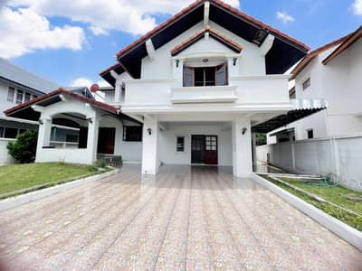 3 Bedroom Home for Rent in Ban Chang, Rayong - For rent, Ban Chang Home Village, Ban Chang, Rayong, size 3 bedrooms, 3 bathrooms, newly decorated, ready to move in, price 25,000 baht per month.