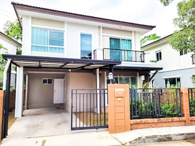 3 Bedroom Home for Sale in San Kamphaeng, Chiangmai - Beautiful House in project. located is Charen muang. Ton poa, Sankamphang.