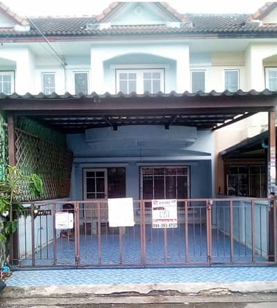 2 Bedroom Townhouse for Rent in Khlong Sam Wa, Bangkok - Townhouse for rent, Khlong Sam Wa, Hatairat Road, Soi 35.