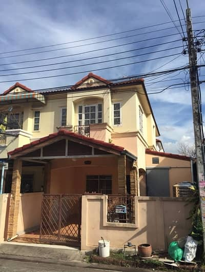 2 Bedroom Townhouse for Rent in Khlong Sam Wa, Bangkok - Townhouse for rent, Khlong Sam Wa, Thai Raman Rd.