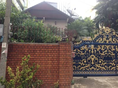 2 storey detached house for sale, Soi Chawakun, Rang Nam Road