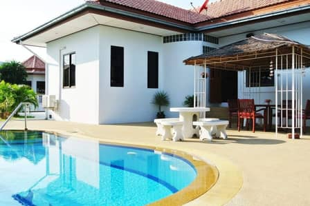3 Bedroom Home for Rent in Hua Hin, Prachuapkhirikhan - House for rent Hua Hin Soi 6 - ready to move in