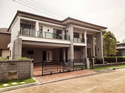 5 Bedroom Home for Rent in Suan Luang, Bangkok - The City Patthanakarn
