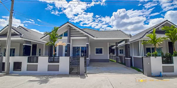 3 Bedroom Home for Sale in Mueang Chiang Mai, Chiangmai - CG0351 House for sale near the city, 3 bedrooms, 2 bathrooms, area 56.6 sq m.