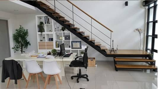 Office for Rent in Huai Khwang, Bangkok - 5 storey home office for rent, The Primary Ladprao 101, private elevator district along the express