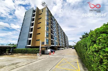 1 Bedroom Condo for Sale in Phutthamonthon, Nakhonpathom - Condo unit for sale, Salaya, Salaya-Nakhon Chaisri Road, Nakhon Pathom.