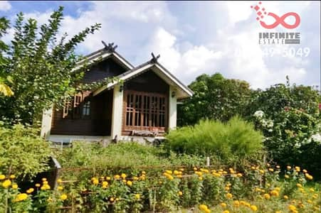 4 Bedroom Land for Sale in Sai Noi, Nonthaburi - Land for sale with buildings 800 square wa, Sai Noi-Lad Bua Luang Road.