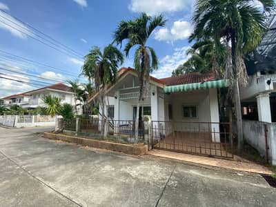 4 Bedroom Home for Sale in Mueang Khon Kaen, Khonkaen - Single-storey detached house for sale, Phiman Thani, Non Than 5, secret amulets, 53 square meters, 4 bedrooms, behind the corner.