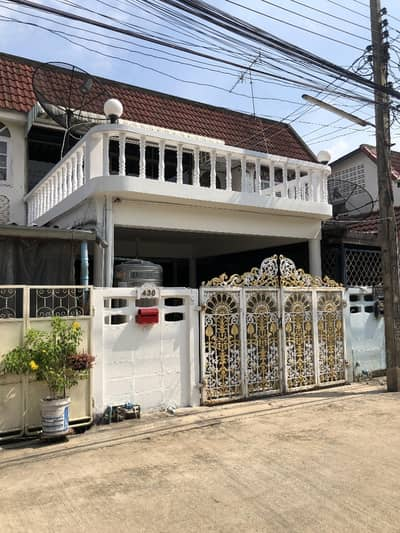 3 Bedroom Townhouse for Rent in Bang Sue, Bangkok - 2 storey townhouse for rent Prachachuen Soi 6
