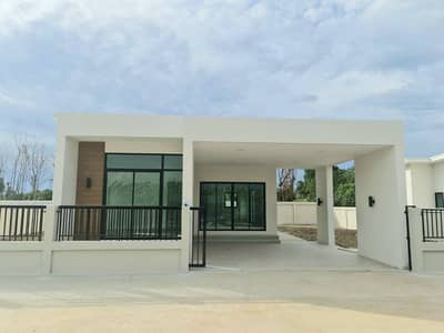 3 Bedroom Home for Sale in Ban Pong, Ratchaburi - Detached house Greenland3, Suay Kluay, Ban Pong.