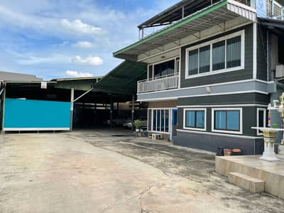 5 Bedroom Home for Sale in Pak Kret, Nonthaburi - House for sale with land and warehouse in Tiwanon-Pak Kret area urgently (owner for sale)