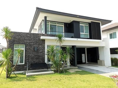 4 Bedroom Home for Sale in Mueang Chiang Mai, Chiangmai - House for sale, Sirin Lake, near the airport, 4 bed, 3 bath, fully furnished, 13.8 MB