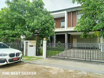 4 Bedroom Home for Rent in Thawi Watthana, Bangkok - The Grand Pinklao