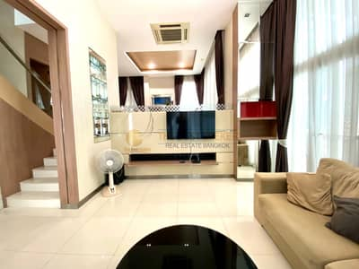 4 Bedroom Home for Rent in Khan Na Yao, Bangkok - The Primary Prestige Ratchada-Ramintra