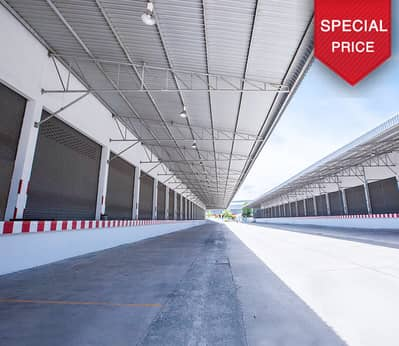 Factory for Rent in Bang Bo, Samutprakan - PRO IND Warehouse for Rent Size 1,125 sq. m. Special Price!!