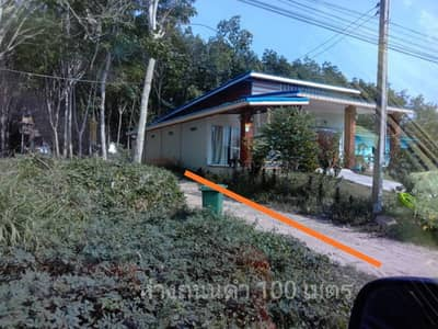 Land for Sale in Ban Khai, Rayong - Title deed 146 square wa.