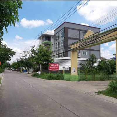 Land for Sale in Bang Kruai, Nonthaburi - Land for sale 50 talang wah in the village of Chitrongrong 3 Near the Rad Tunnel to Rama 5 Bridge, Ratchaphruek Road