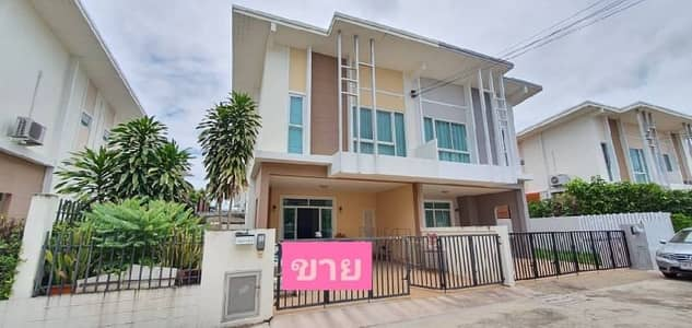 3 Bedroom Home for Sale in Si Racha, Chonburi - Quick sale, Pano View Village, Khao Nam Sub.