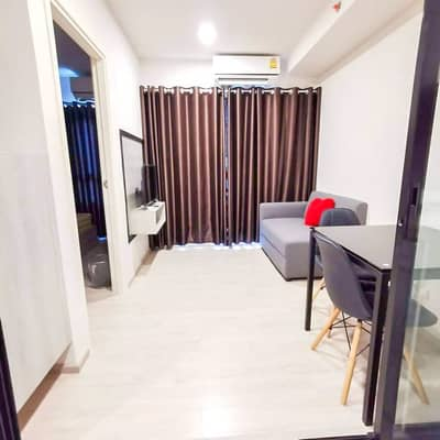1 Bedroom Condo for Rent in Mueang Chiang Mai, Chiangmai - Condo for rent, Escent Ville, rent 8,500/month, 2nd floor, Building A, Ready to move in