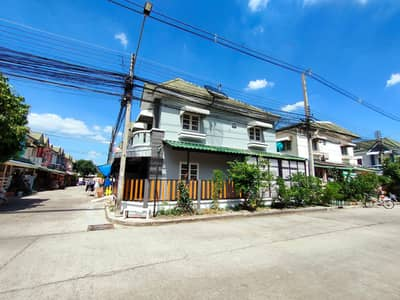 3 Bedroom Townhouse for Sale in Thanyaburi, Pathumthani - Second hand house in Rangsit Thanyaburi Khlong Si Close to Dream World.