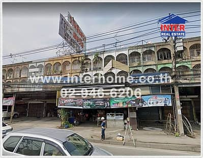 7 Bedroom Office for Sale in Lat Phrao, Bangkok - Commercial building 76 sq. w. Near Central Ramintra Soi Ram Inthra 63, Ram Inthra Road