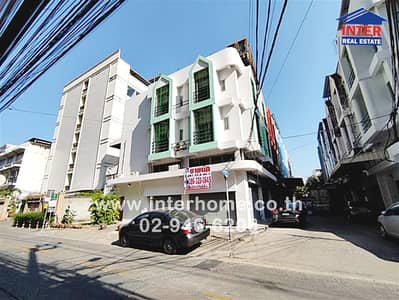 3 Bedroom Office for Sale in Bang Phlat, Bangkok - Commercial building 2 units 33.2 sq. w. Near foodland Soi Charansanitwong44