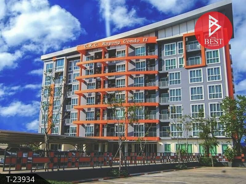 Condominium for sale, CKC Rayong (CKC Rayong) with tenant