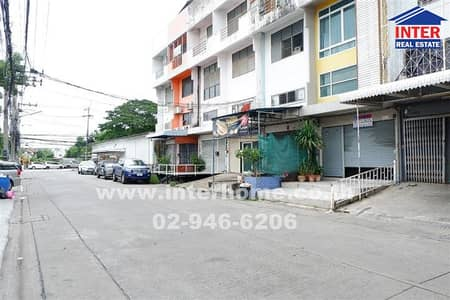 3 Bedroom Office for Sale in Bueng Kum, Bangkok - commercial building 4 floors 21.5 sq. w. Sinthana Village 5 Soi Nuanchan 22, Ramintra Road