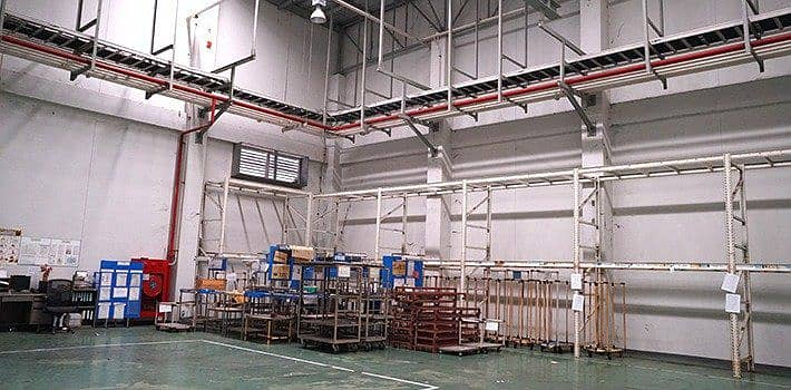 RJA1F0023 Second hand factory for sale, size 6969 sq m, 30 rai of land in Rojana Industrial Estate, Ayutthaya.