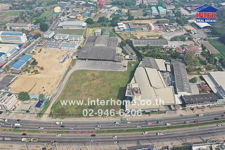 Land for Sale in Mueang Nakhon Pathom, Nakhonpathom - Land + Warehouse 19 Rai 222 sq. w. Mueang Nakhon Pathom District, Nakhon Pathom Province