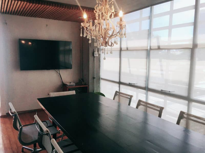 Office Building with residential for rent locate in Rama 9