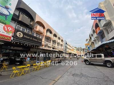 3 Bedroom Office for Sale in Bang Khen, Bangkok - Commercial building 3.5 floors 15 sq. w. Near Central Ramindra Soi Ladplakhao 80, Ramintra Road