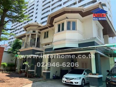 3 Bedroom Home for Sale in Mueang Nonthaburi, Nonthaburi - Home 2 floors 125 sq. w. Near The Mall Ngamwongwan Soi Tiwanon 18, Tiwanon Road