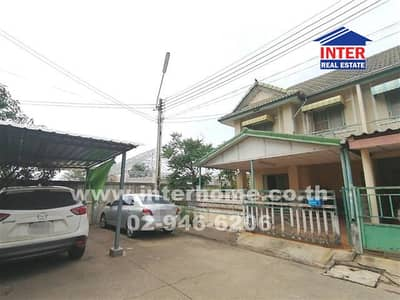3 Bedroom Home for Sale in Bang Nam Priao, Chachoengsao - Ban Faet 2 floors 37 sq. w. Pruksa Village 24 Soi 10 Bang Nam Priao District, Chachoengsao Province
