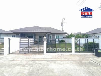 2 Bedroom Home for Sale in Mueang Chachoengsao, Chachoengsao - Ban Faet  1 floors 44.9 sq. w. Sirarom Park Sothon Village Mueang District, Chachoengsao Province