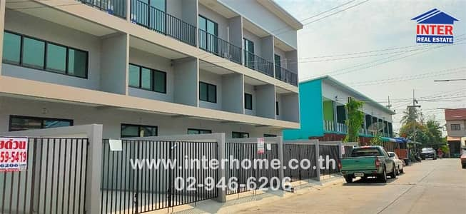 2 Bedroom Townhouse for Sale in Lat Lum Kaeo, Pathumthani - Town home 2.5 floors 16 sq. w. Chat Pailin Village Road 346 (Lat Lum Kaeo)