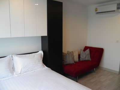 1 Bedroom Condo for Rent in Mueang Pathum Thani, Pathumthani - Lovely 1-BR Condo | 6 Mo. Avl.