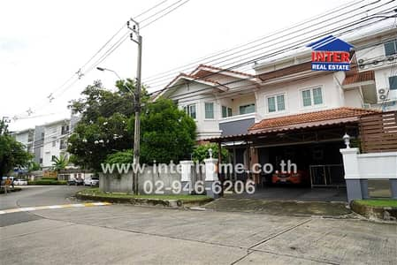 3 Bedroom Home for Sale in Bueng Kum, Bangkok - House 2 Floors 135.6 sq. w. Chirathip Village Soi Nuanchan 26, Ramintra Road