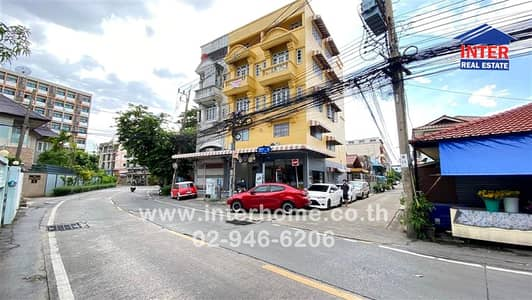 20 Bedroom Office for Sale in Taling Chan, Bangkok - Commercial building 5.5 floors 41 sq. w. near Taling Chan Temple Soi Chak Phra 8, Soi Borommaratchachonnani 37