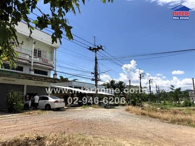 4 Bedroom Office for Sale in Soi Dao, Chanthaburi - 2.5 storey commercial building 47 sq. w. Tamun Intersection Chanthaburi-Sakaeo Road