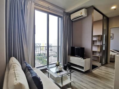 1 Bedroom Condo for Rent in Chatuchak, Bangkok - Spectacular High Rise 1-BR Condo at Miti Chiva Kaset Station