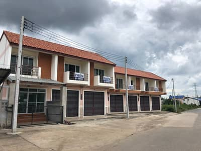 Commercial Building for Sale in Hat Yai, Songkhla - 2 storey commercial building for sale
