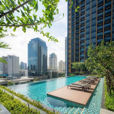 2 Bedroom Condo for Rent in Ratchathewi, Bangkok - Amazing High Rise 2-BR Condo | 6 Mo. Avl.