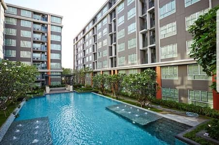 1 Bedroom Condo for Sale in Mueang Chiang Rai, Chiangrai - Condo for sale in Chiang Rai In the city at Central Chiang Rai