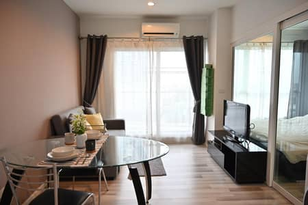 1 Bedroom Condo for Rent in Chom Thong, Bangkok - Modern 1-BR Condo at The Key Wutthakat