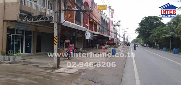3 Bedroom Office for Sale in Nong Suea, Pathumthani - Commercial building 3 floors 20 sq. w. Village Klong 8 Villa Rangsit-Nakhon Nayok Road