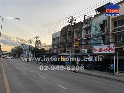 2 Bedroom Office for Sale in Bueng Kum, Bangkok - Commercial building 3 floors 12 sq. w. Near Chinthon School Soi Serithai 57, Serithai Road