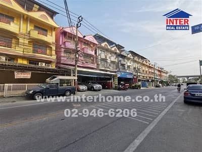 Office for Sale in Taling Chan, Bangkok - Commercial building 3.5 floors 66 sq. w. Near Taling Chan Junction School Soi Suay Phak 27-29 Borommaratchachonnani Road